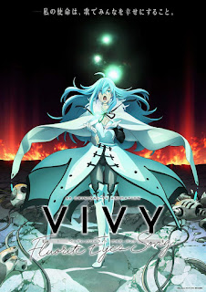 Vivy: Fluorite Eyes Song