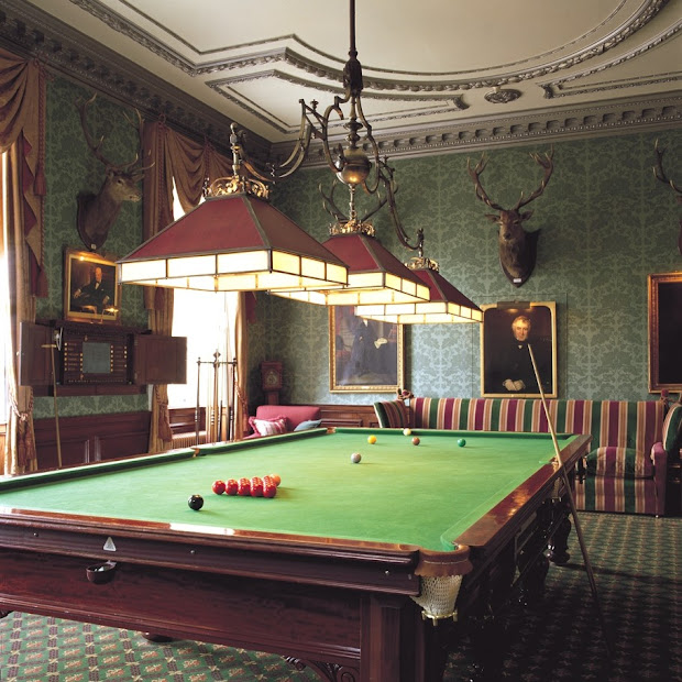 Pool Hall Design Ideas Billiards Rooms
