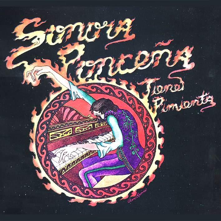 TIENE PIMIENTA - SONORA PONCEÑA (1975)