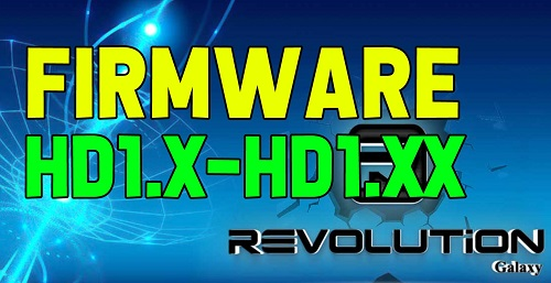 Download Latest Revolution HD1X and HD1XX receiveSoftware