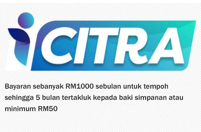 I-CITRA PENGELUARAN SIMPANAN KWSP SEBANYAK RM5000 -