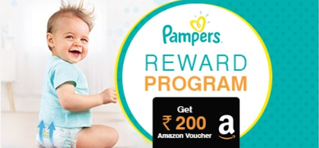 [FREE] ₹200 Amazon Voucher From BabyDestination Pampers Review