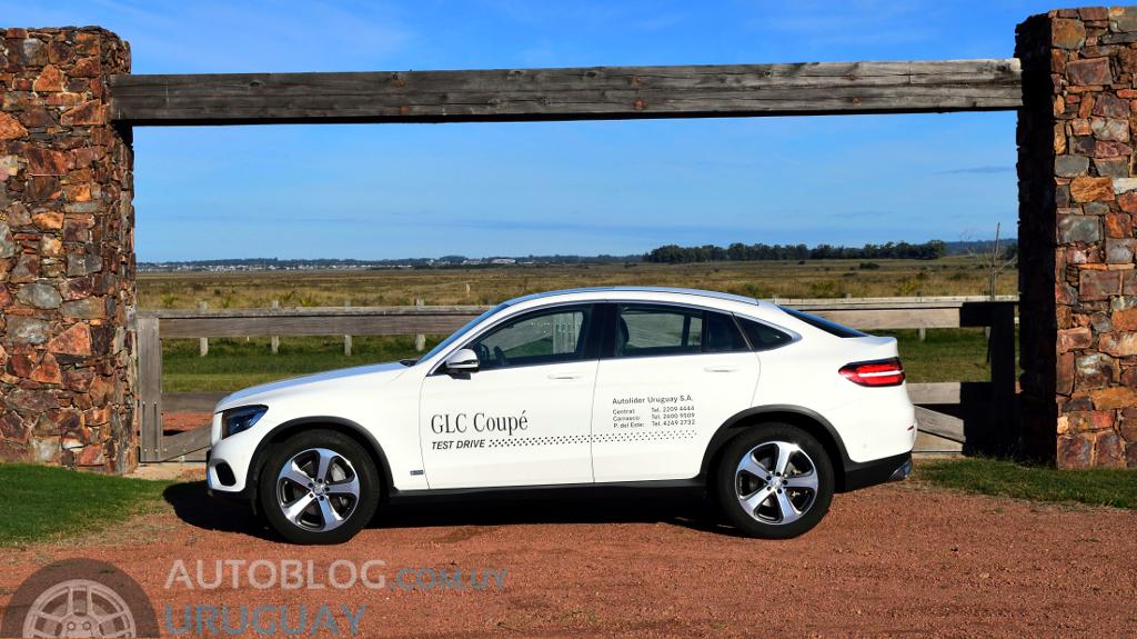 Prueba: Mercedes-Benz GLC Coupé 250 Exclusive Plus 4MATIC 9G-TRONIC ...