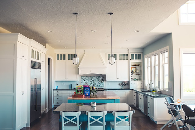 Come arredare una cucina in stile americano | Carmy - Blog Magazine ...