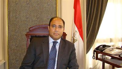 المستشار أحمد أبو زيد