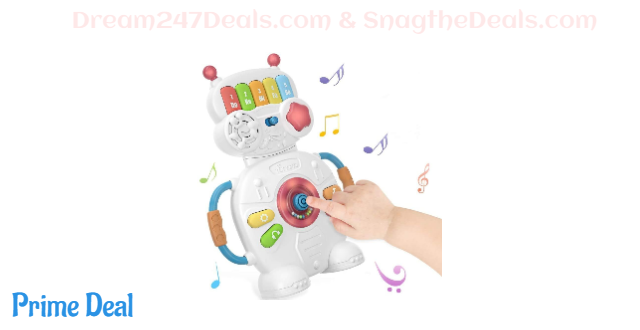 65% OFF Robot Musical Toys for Boys and Girls