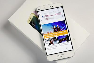 điện thoại xiaomi bán chạy trong quý 1