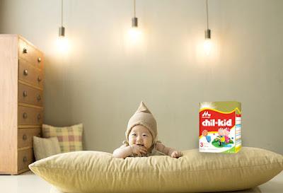 Kandungan Susu Formula Morinaga Chil Kid untuk Kesehatan Si Kecil