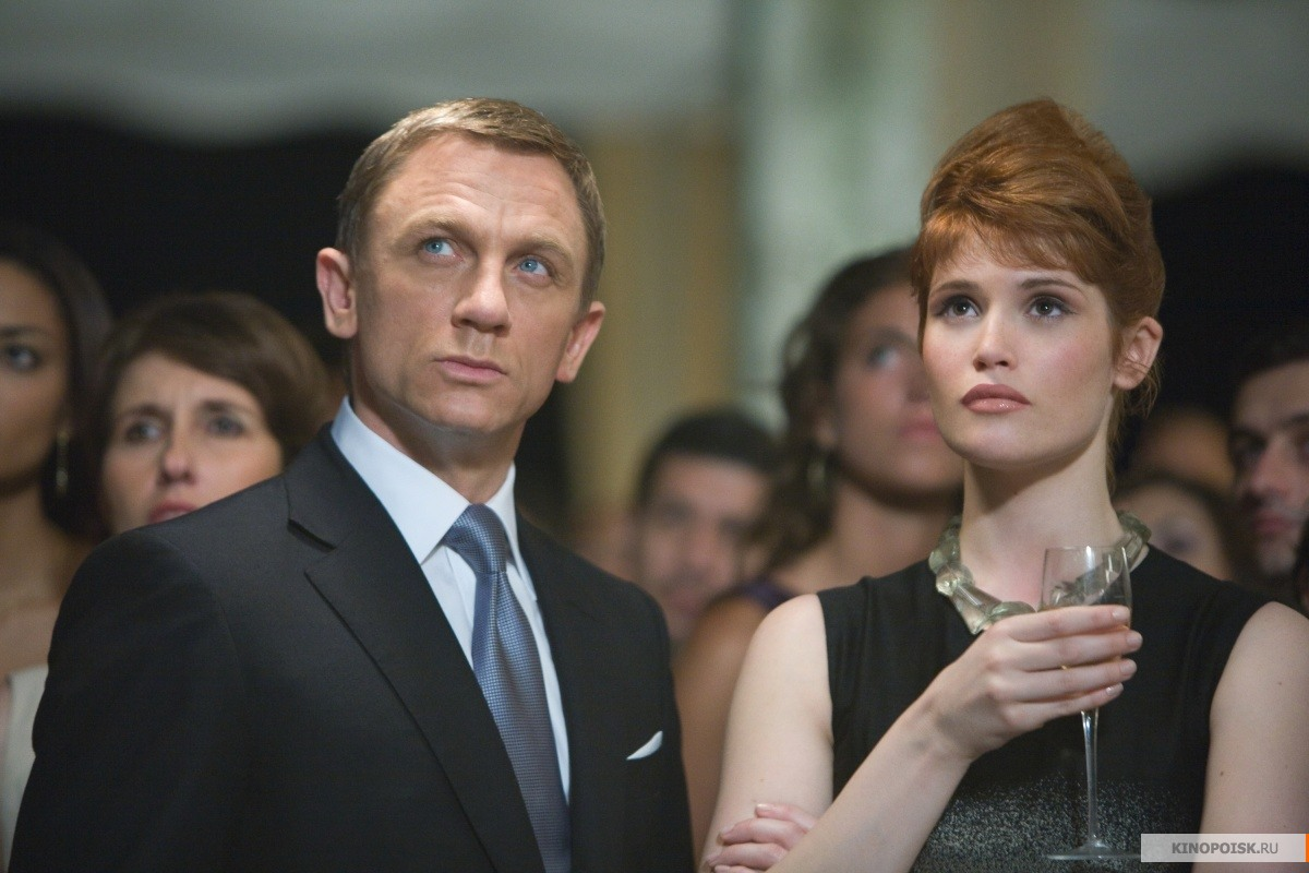 The Curly Echo: Quantum of Solace (2008)