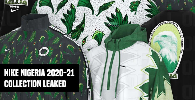 Nigeria Kit World Cup 2020.Outstanding Nike Nigeria 2020 21 Collection Leaked Footy
