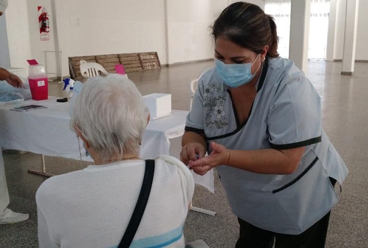 vacunacion crespo