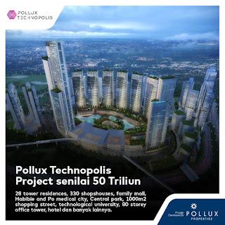 Apartemen di Karawang, Pollux Technopolis