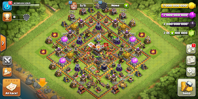 PlenixClash - Clash of Clans Private Server