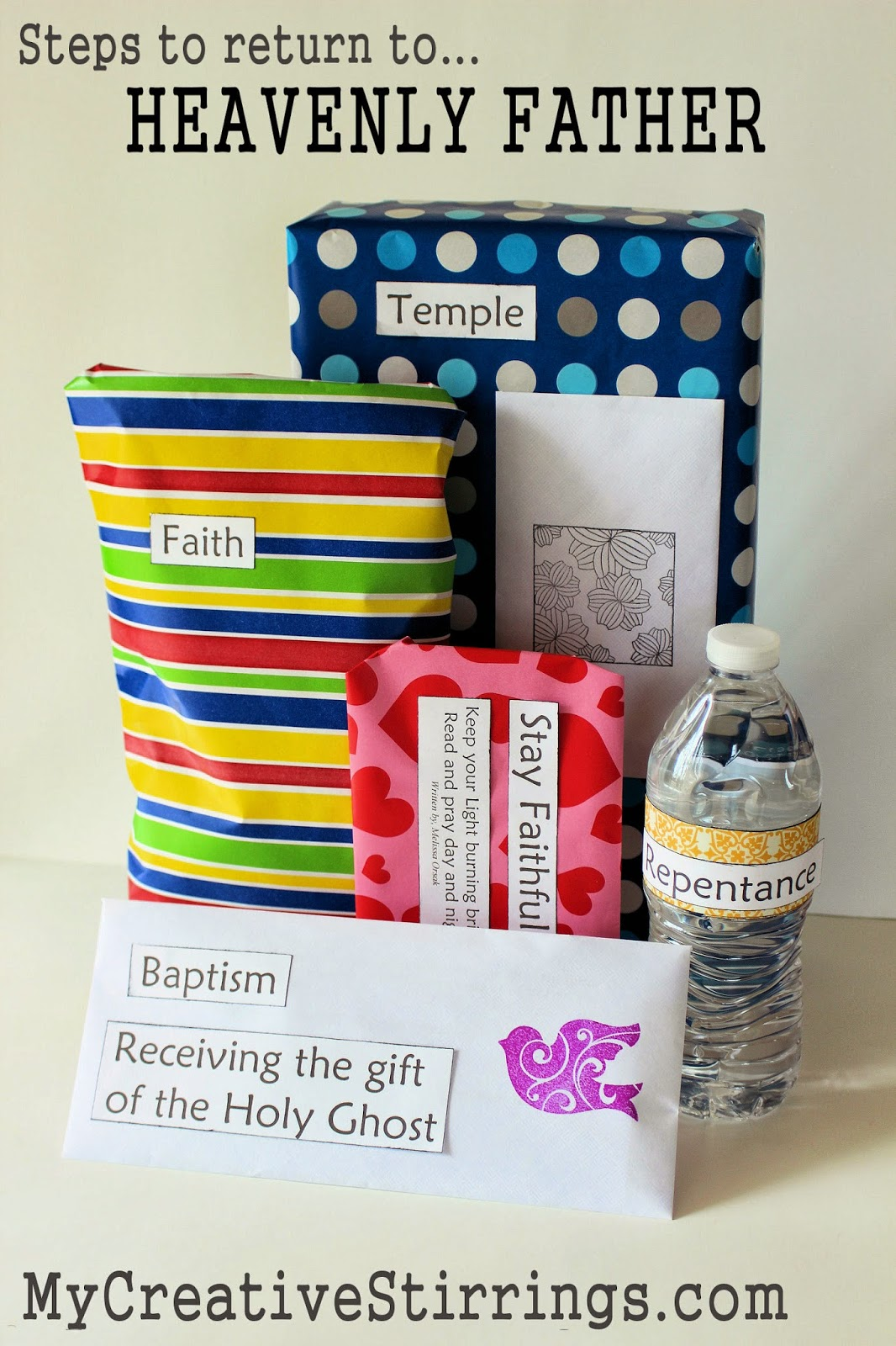 Gift Idea for Baptism age kiddos  sc 1 st  My Creative Stirrings & My Creative Stirrings: Gift Idea for Baptism age kiddos