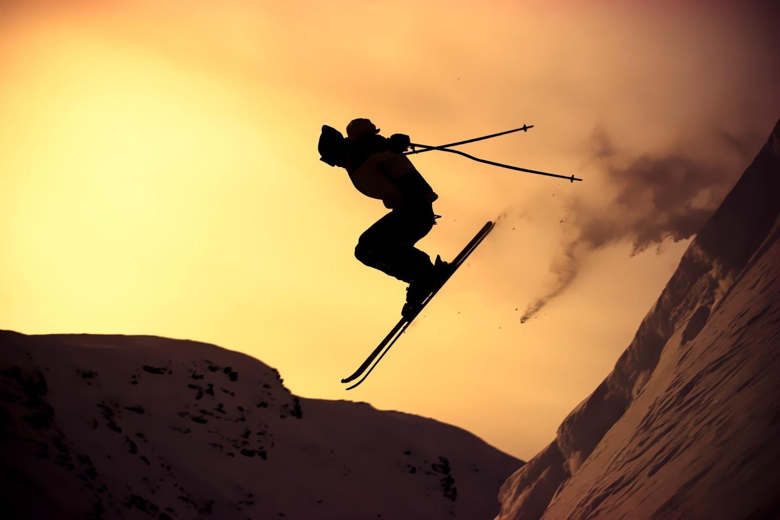 Hd wallpaper skiing hd wallpapers - Ski wallpaper ...