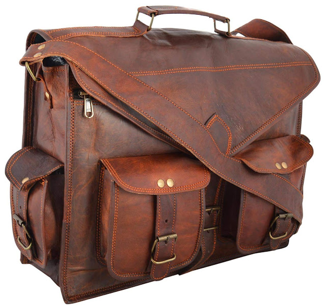 How to Find Ideal Leather Laptop Messenger Bag and How to Maintain It