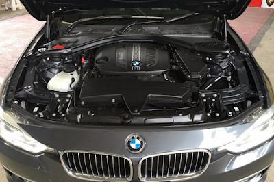 Foto Mesin 320d BMW F30