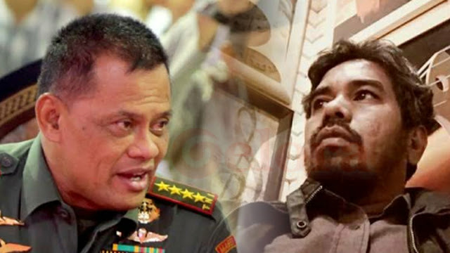 Teddy PKPI Mengaku Pernah Hajar Gatot Nurmantyo saat Masih Panglima TNI