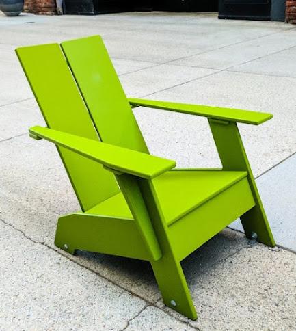 duco hijau kayu