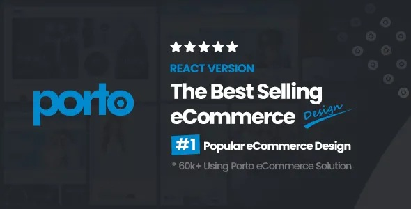 Best React eCommerce Template