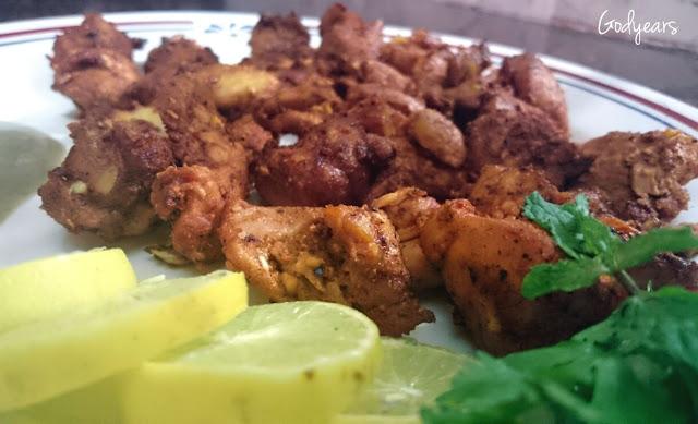 Chicken Tikki
