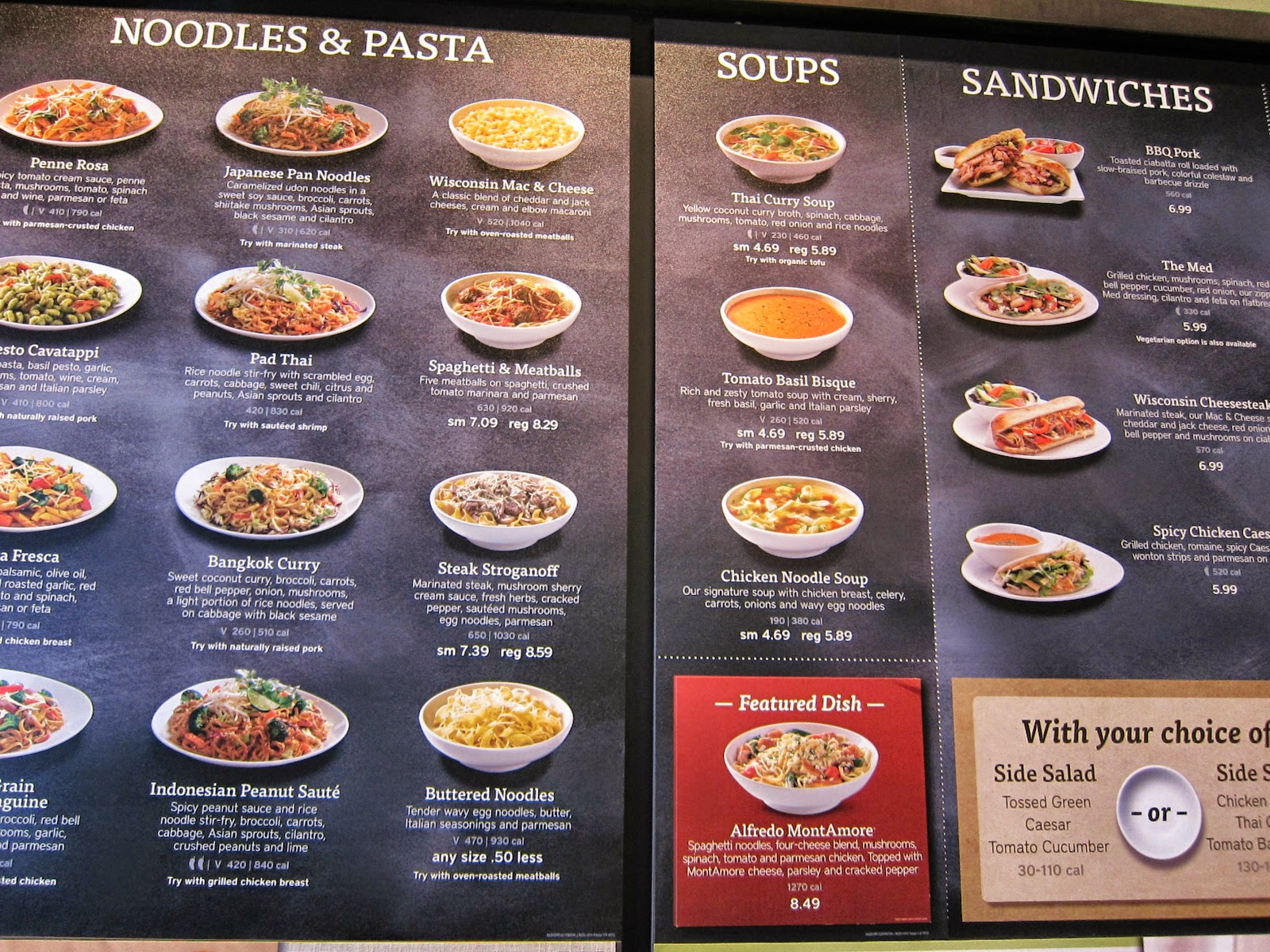 picture regarding Noodles and Company Printable Menu referred to as Noodles And business enterprise Coupon Code january 2019 promo