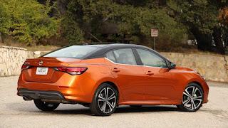 Novo Nissan Sentra chega à Argentina com motor 2.0 2020-nissan-sentra-first-drive