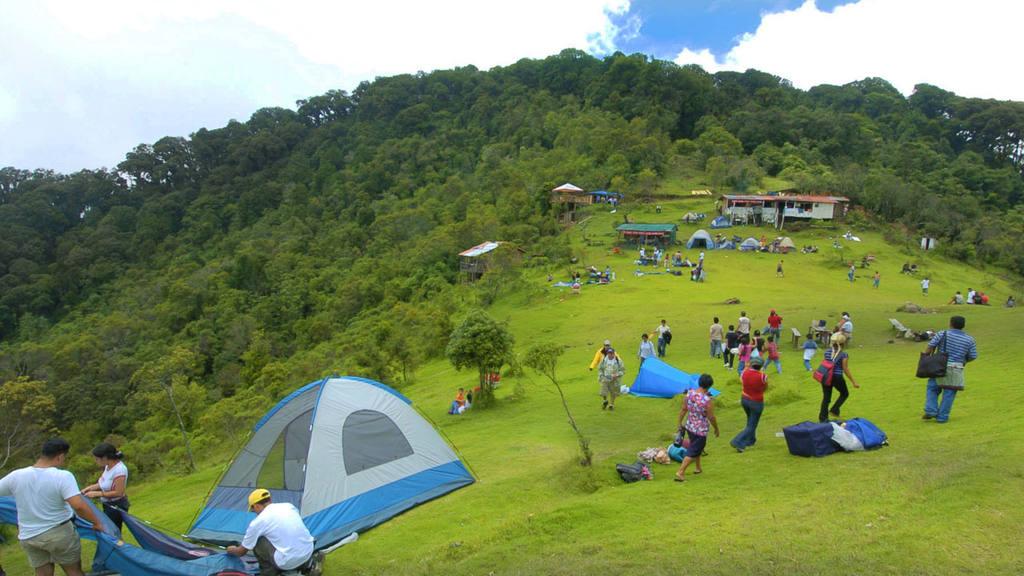 Cerro El Pital, El Salvador