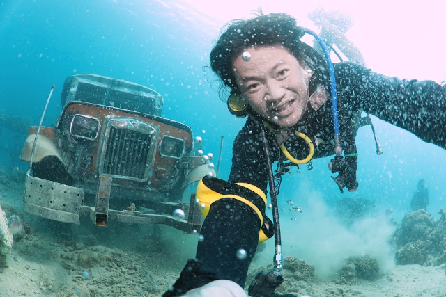 Scuba diving, anilao, underwater, photography