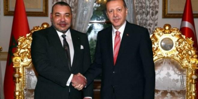 Le président Erdogan se rendra au Maroc