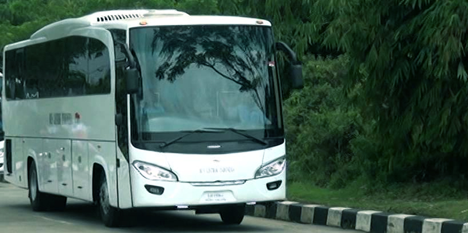 Bus Listrik Bandung