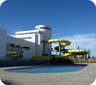 waterslides butlins