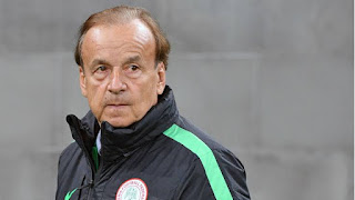 Gernot Rohr Reveals Two New Players That He'll Invite To Super Eagles