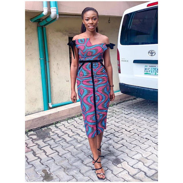 Classic and Latest Ankara Short Gown Styles 2019