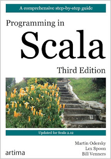 how to learn Scala read this book