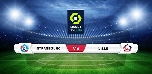 Strasbourg vs Lille – Highlights