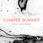 Lana Del Rey & Clams Casino - Summer Bummer (feat. A$AP Rocky & Playboi Carti) [Clams Casino Remix] - Single Cover