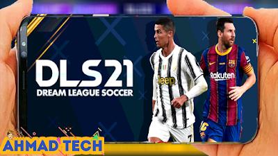 لعبة دريم ليك سوكر Dream League Soccer 2021 بمود جديد أخر إنتقالات DLS21