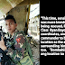 "Marawi clash: ""Just bomb my location, Sir!"" 24-yr. old dying soldier told his officer"