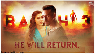 Baaghi 3 Full Movie Download By Tamilrockers | Baaghi 3 Review by Tamilrockers