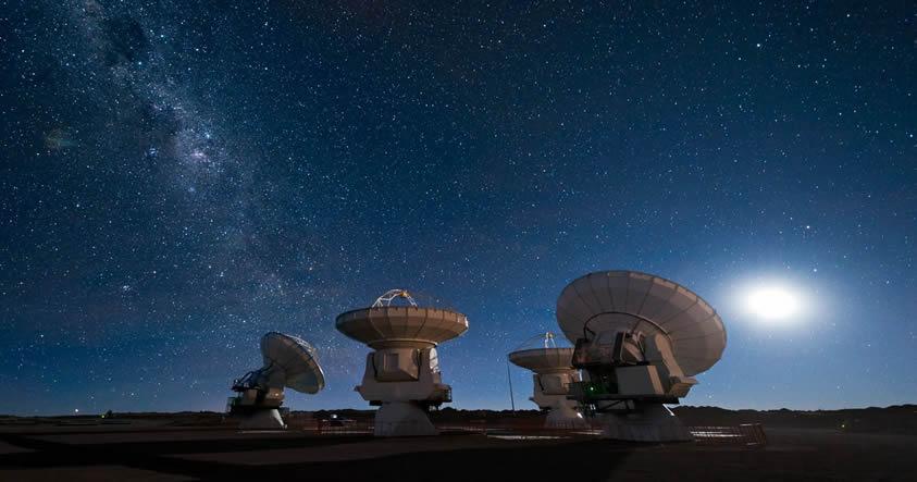 SETI solicita apoyo a investigadores de todo el mundo para buscar civilizaciones extraterrestres