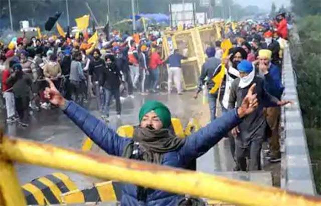 Punjabs Bauern schreiben die Geschichte in Delhi neu