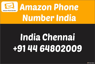 Amazon Phone Number Chennai