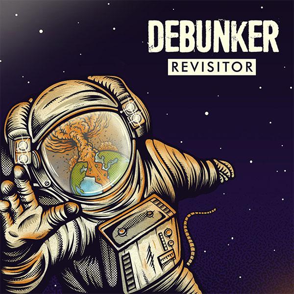 "Debunker release video for ""A Bogus Adventure"""