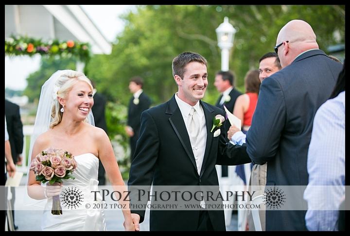 Kurtz's Beach Wedding Ceremony