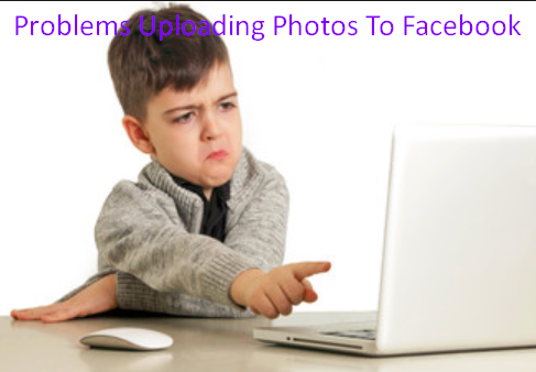 Problems Uploading Photos To Facebook