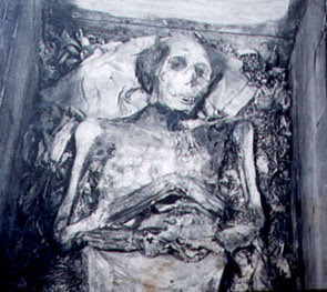James Bothwell's Mummy