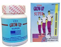 PENINGGI BADAN SUPER CEPAT_ GROUW UP USA