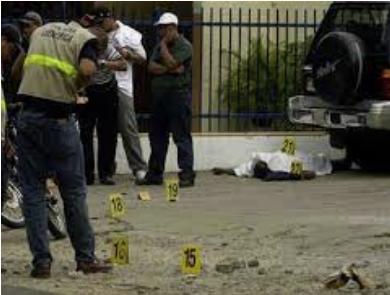 Investigadores de la Policía Nacional emplean sus habilidades para esclarecer los hechos violentos