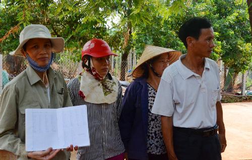 Gia Lai: Nông dân ký gửi cà phê mất trắng vì đại lý vỡ nợ